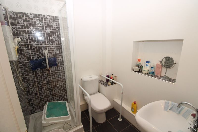 Annexe en suite shower room