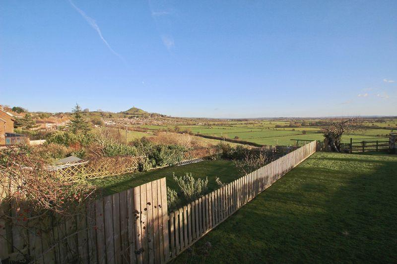 View of Glastonbury Tor & beyond