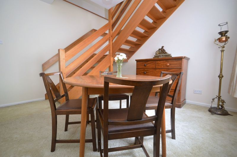 Dining stairs