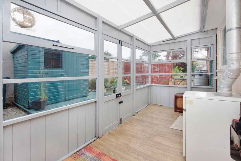 Lean-to/Conservatory