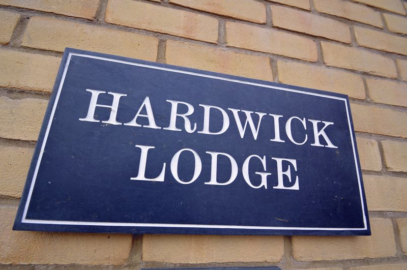 Hardwick Lodge, 59 High Street