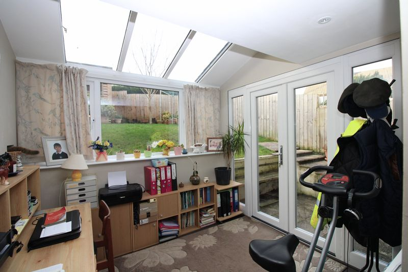 Sun room/extension
