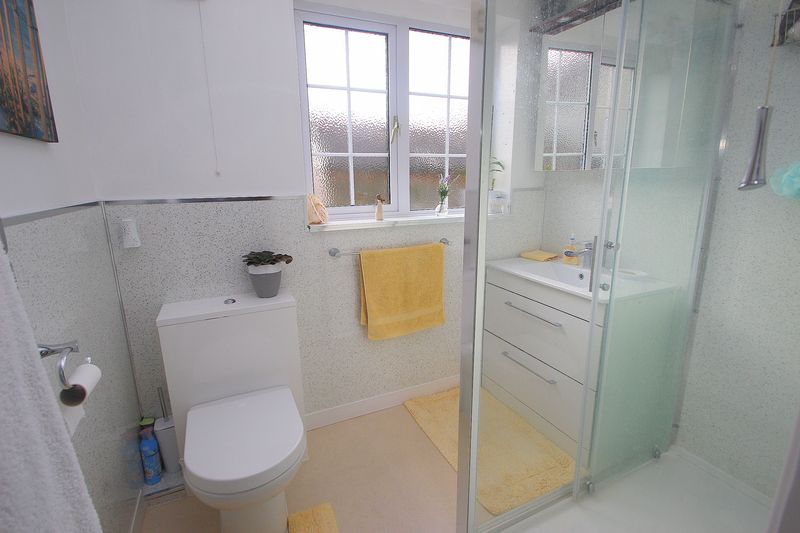 First shower room
