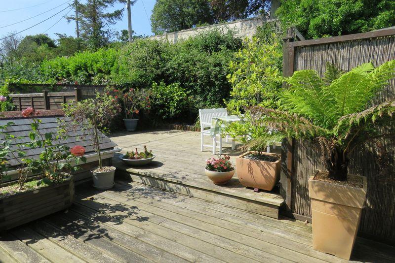 Sunny Rear Garden