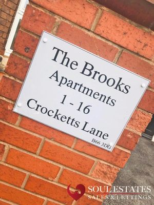 The Brooks, Crocketts Lane