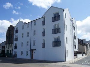 Flat 3 Quay House, West Quay