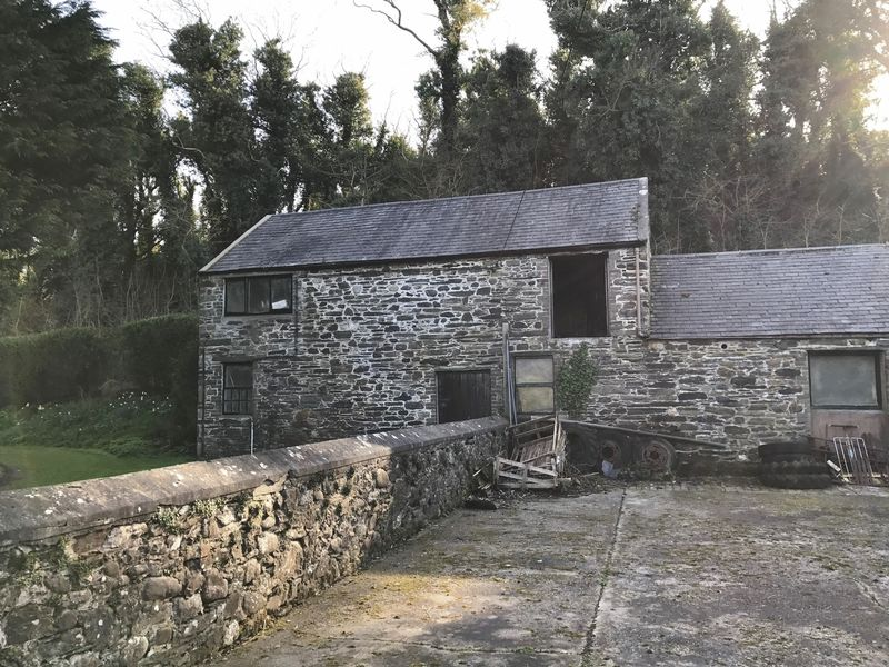 Barns & 4.5 acres Brough Jairg Mooar