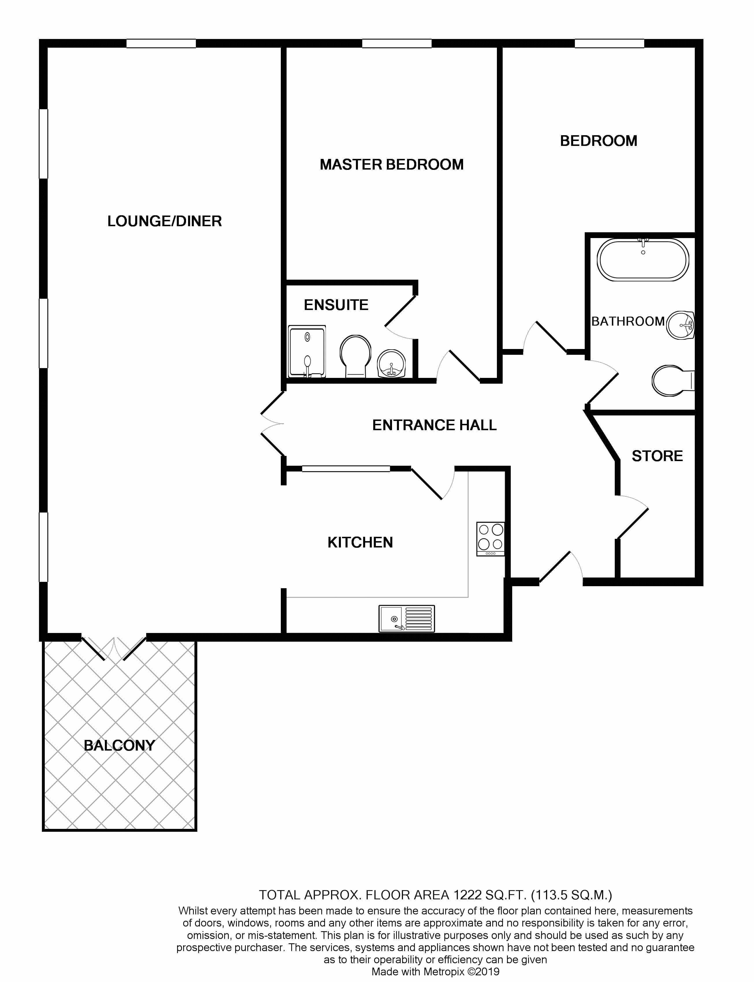 Apartment 14 The Pavillions, Fairway Drive