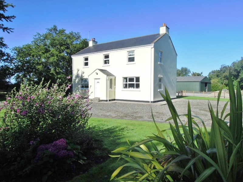 Hollybank Farm with 18 acres