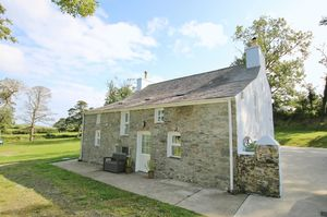 Ballacottier Farmhouse, Lambhill