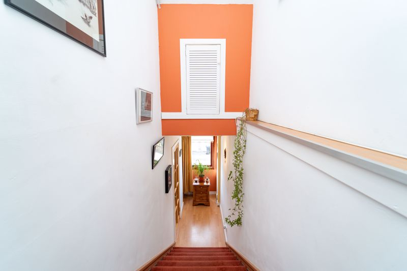 Rear Staircase