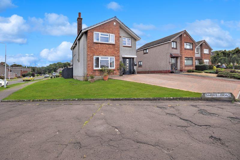Barry Road Dunnikier Estate