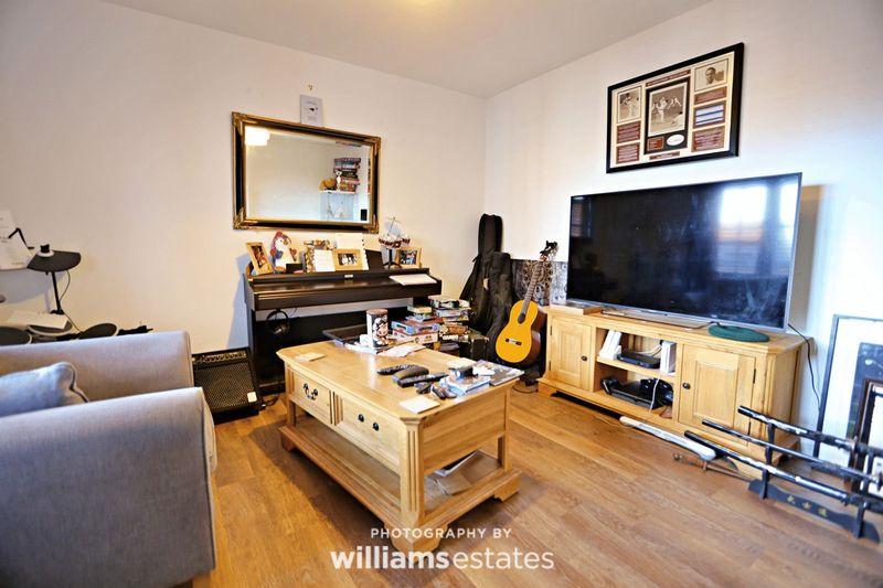 Dining Room/Hobby Room