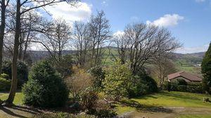 Winter Moel Famau View