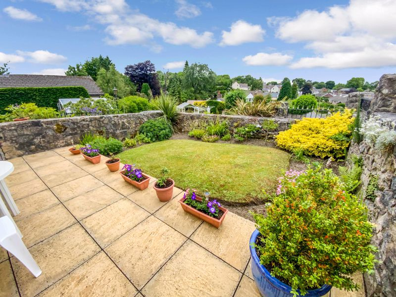 Annexe Rear Garden
