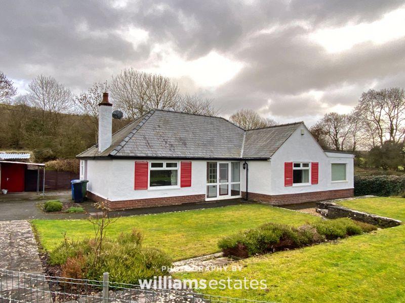 School Lane Llanarmon-Yn-Ial