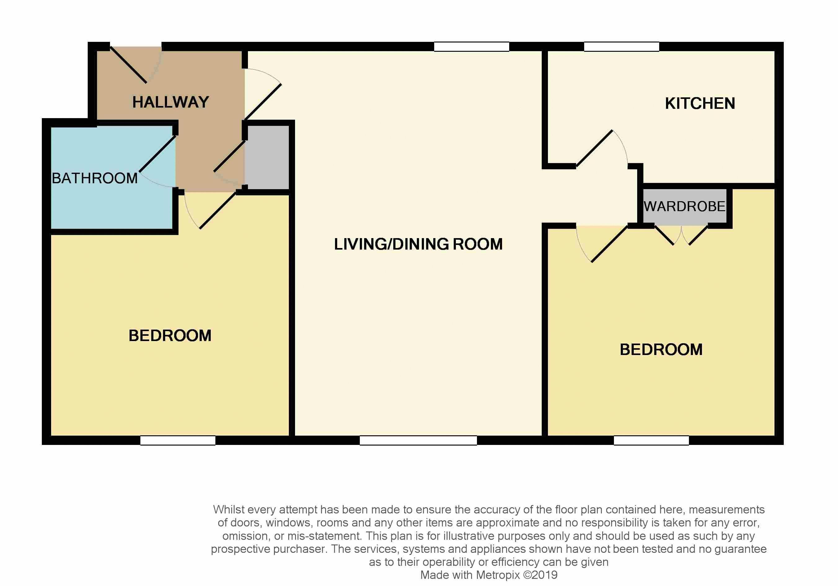 Flat 16 Heligan House