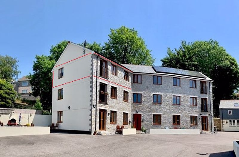The Courtyard Trenance Mill