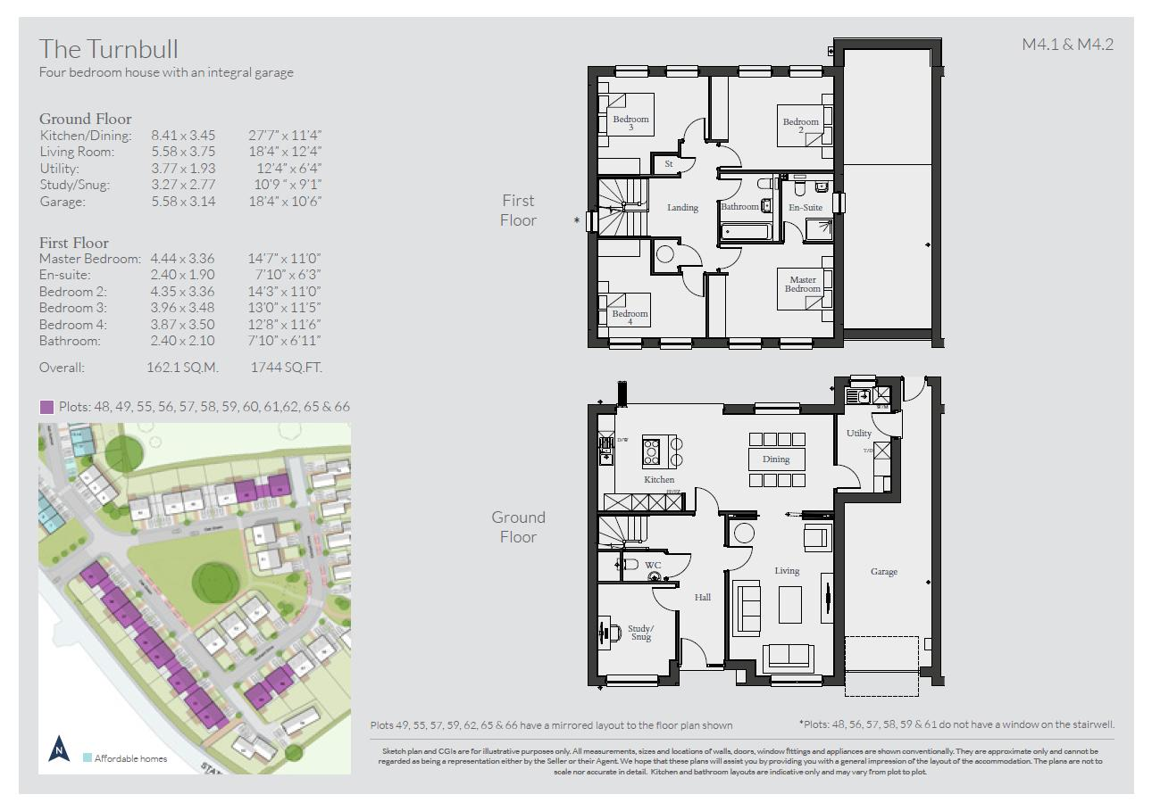 Turnball Floorplan