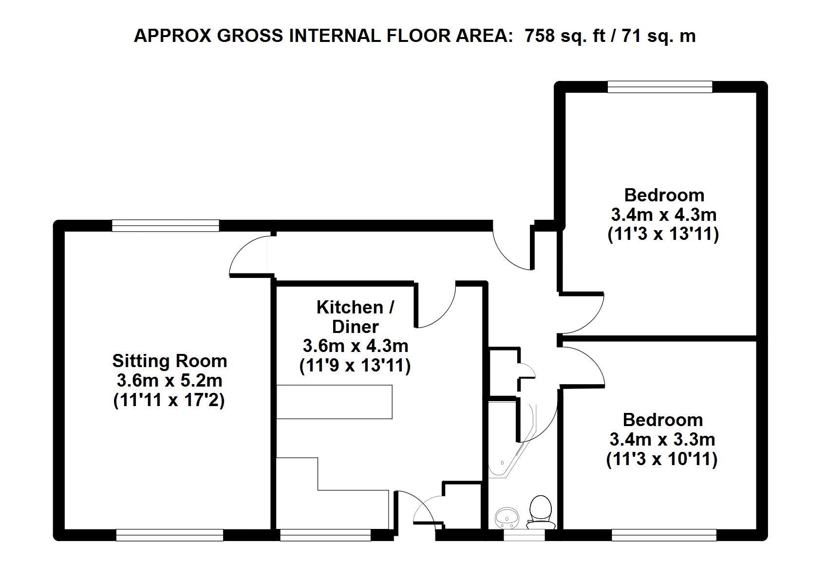 Current Floorplan