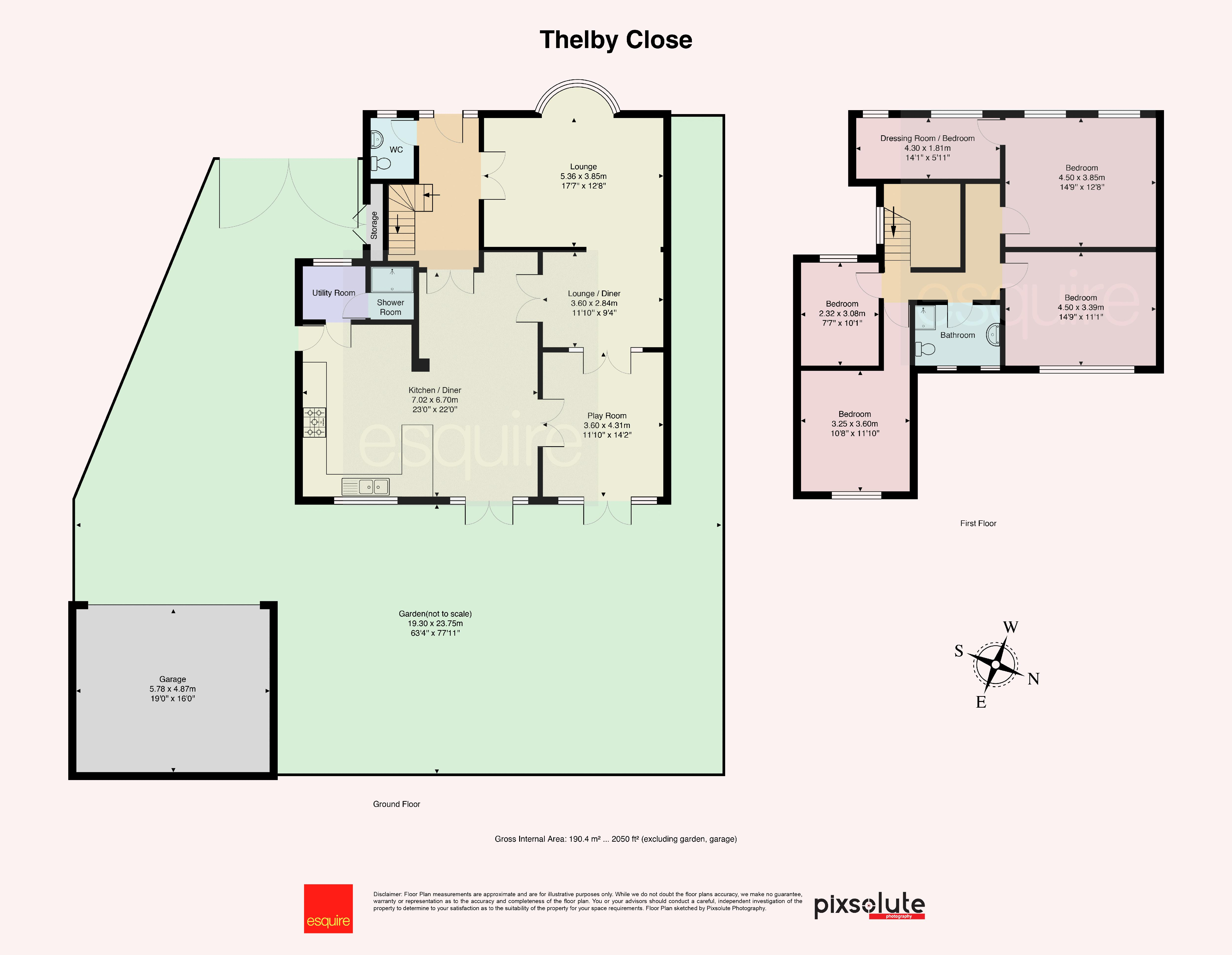 Thelby Close