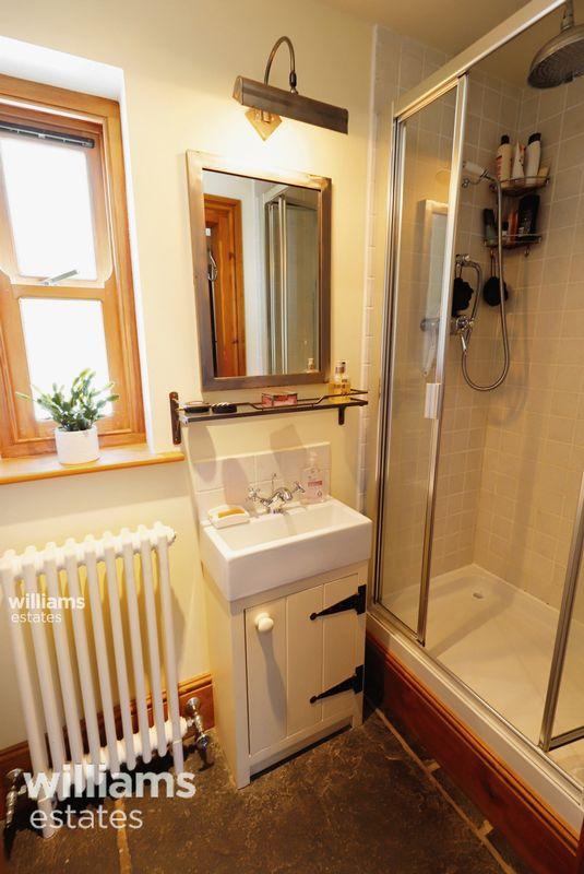 Cloakroom Shower