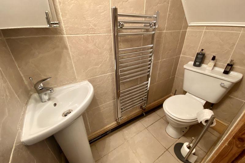 Understairs WC