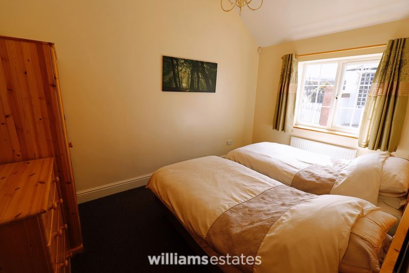 holiday cottage - bedroom two