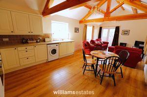 holiday cottage - kitchen/ diner