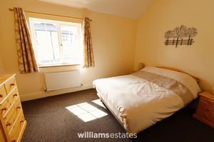 holiday cottage - bedroom one
