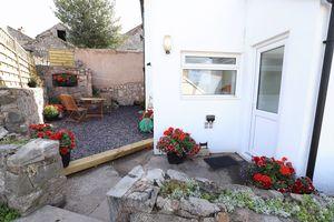 Rear Entrance/Garden