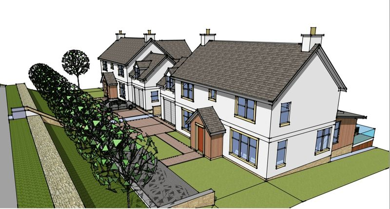 The Refectory plots building plans
