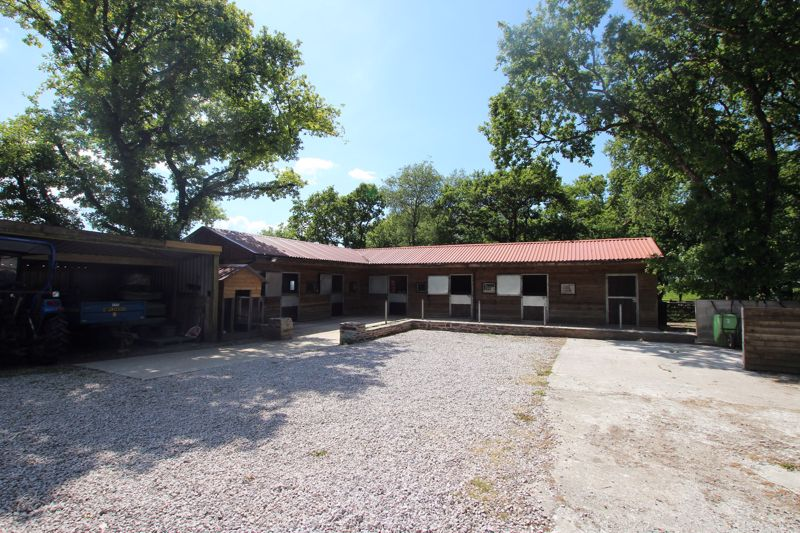 Stables and Yard