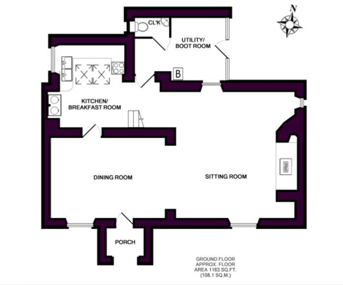 Farmhouse Ground Floor