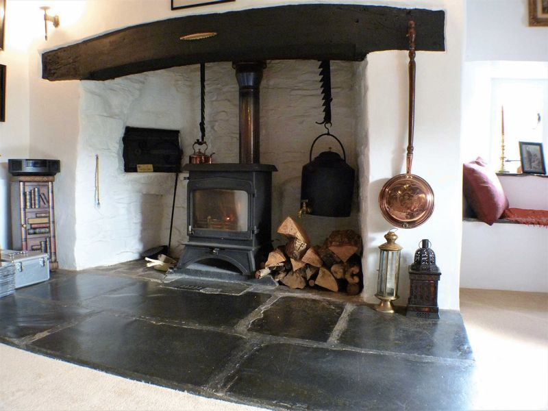 Wood Burner Living Room