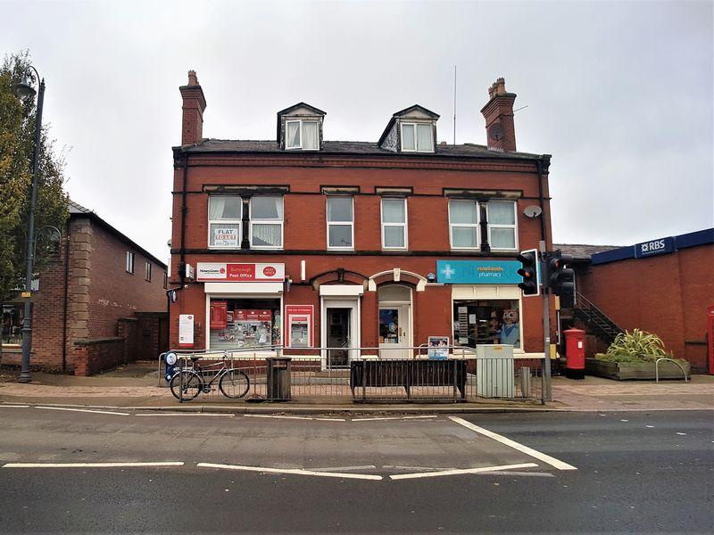 Liverpool Road North Burscough