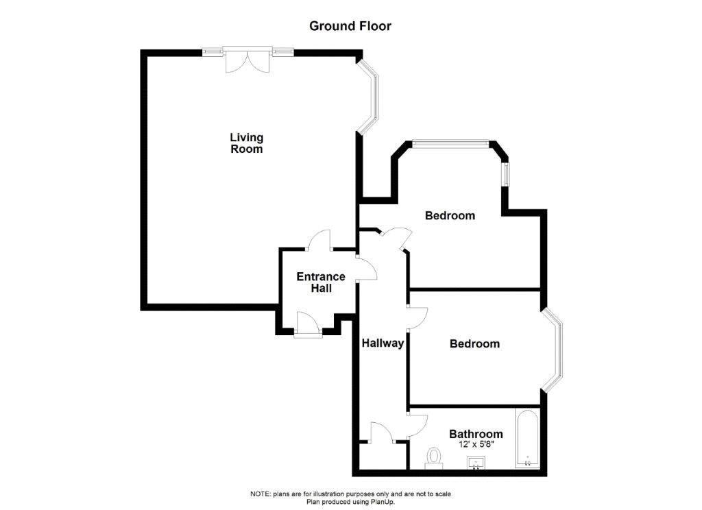 Apartment 12, Dame Margaret Hall