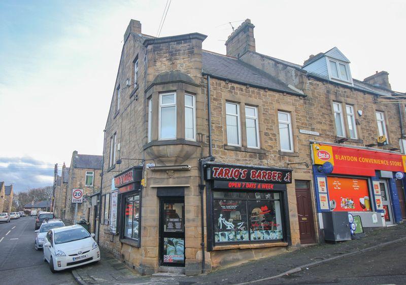 Harriet Street