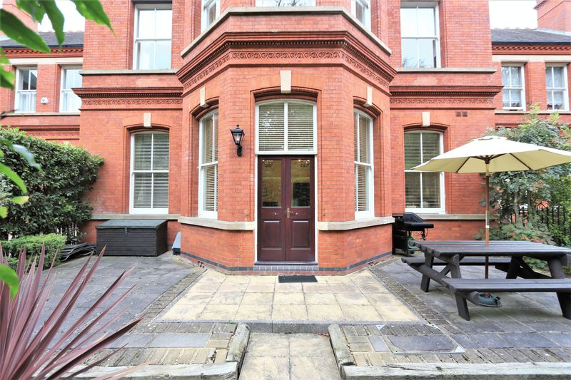 Alexandra House, Richmond Drive Repton Park