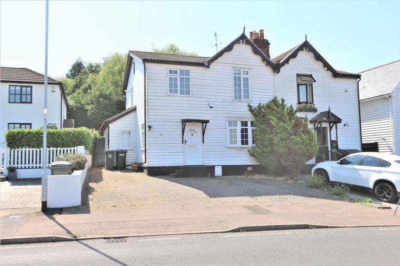 Puckridge Cottages, Vicarage Lane