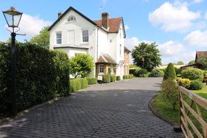 Hillside, Vicarage Lane