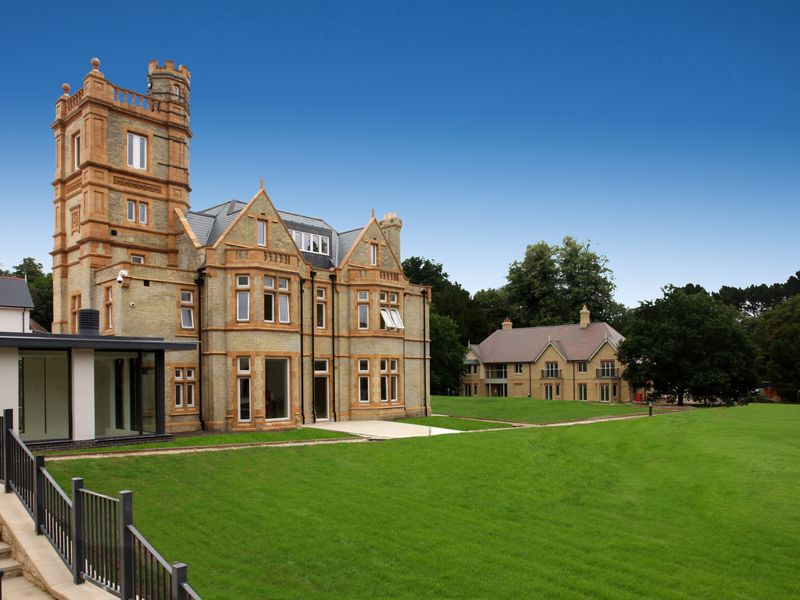 Gilman Court Bishopstoke Park