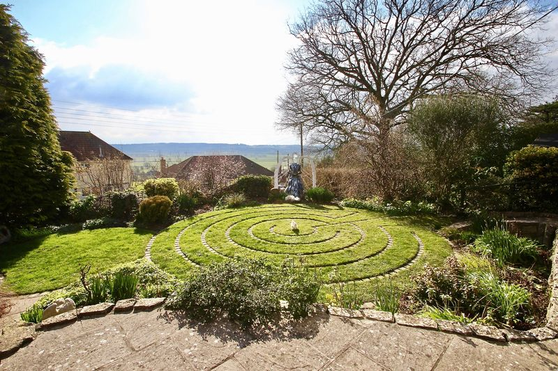 Labyrinth/Front Garden