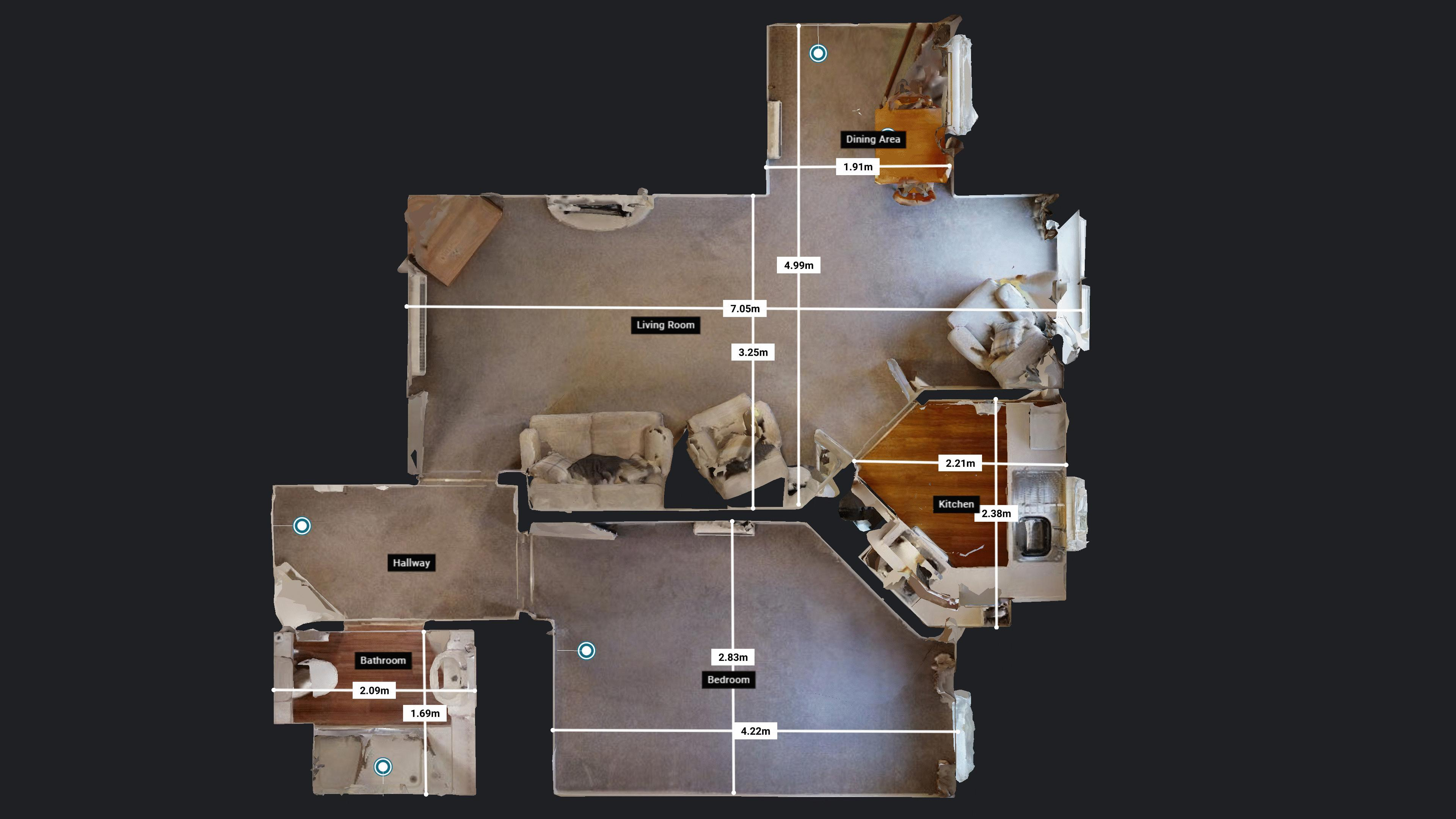 Virtual Floorplan
