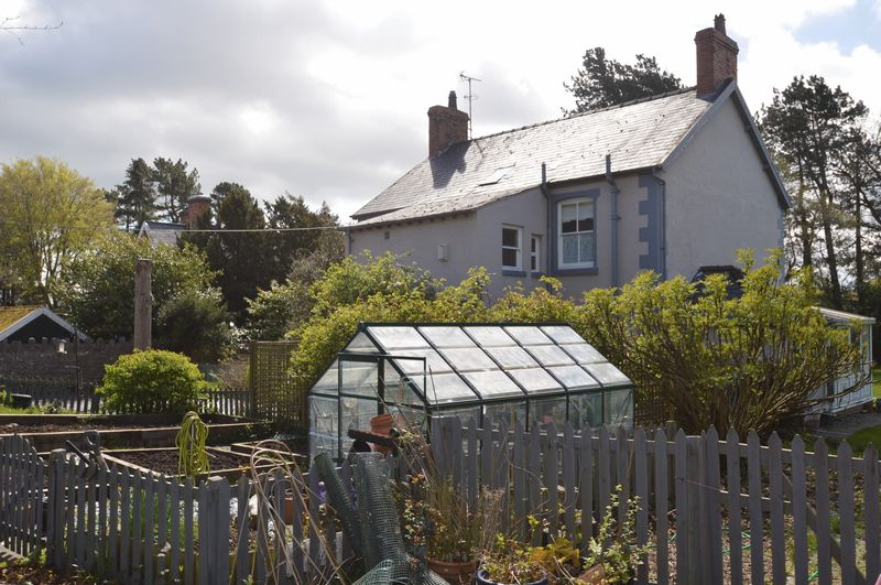 ALLOTMENT/GREENHOUSE