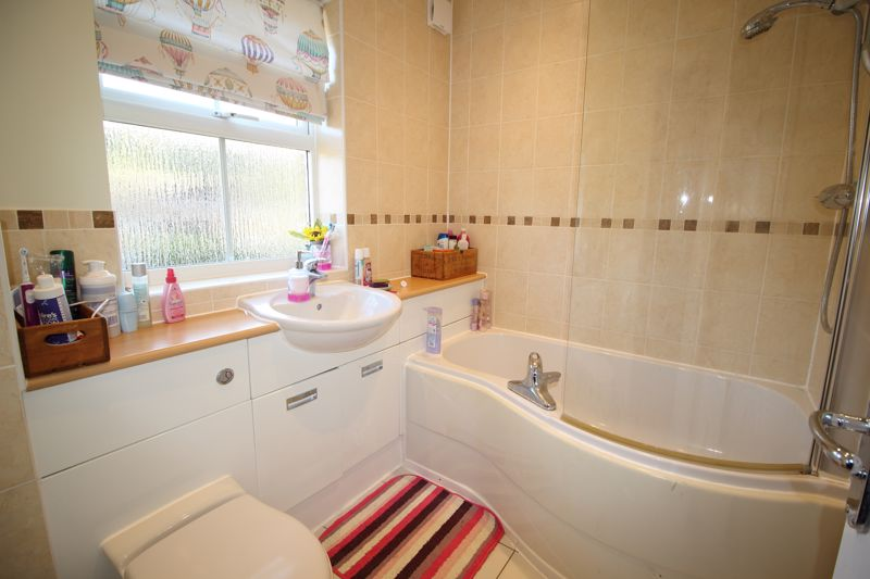 EN-SUITE BATHROOM TO BEDROOM THREE