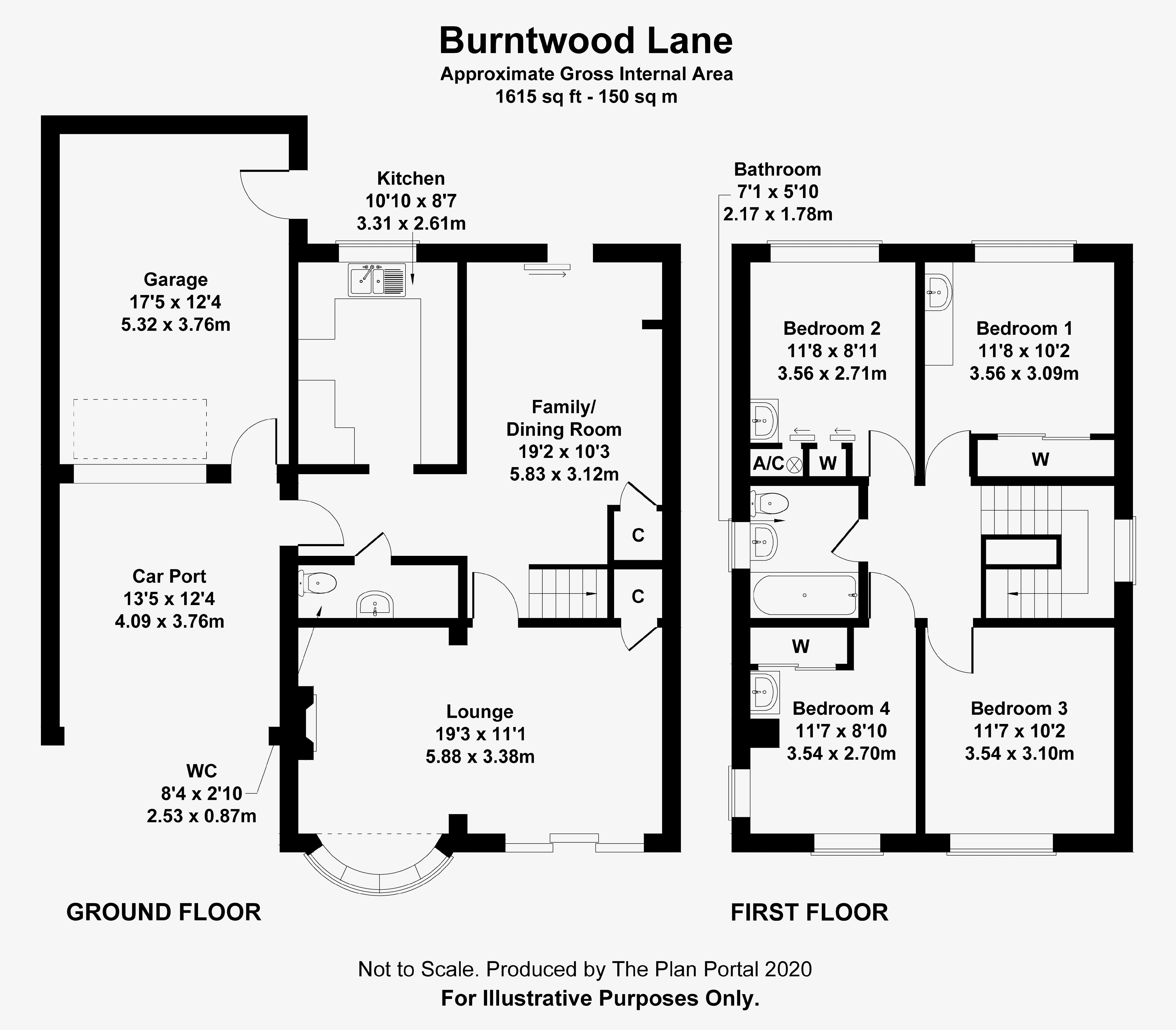 Burntwood Lane