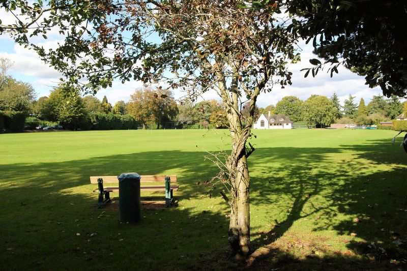 THE GLEBE & CRICKET GROUND
