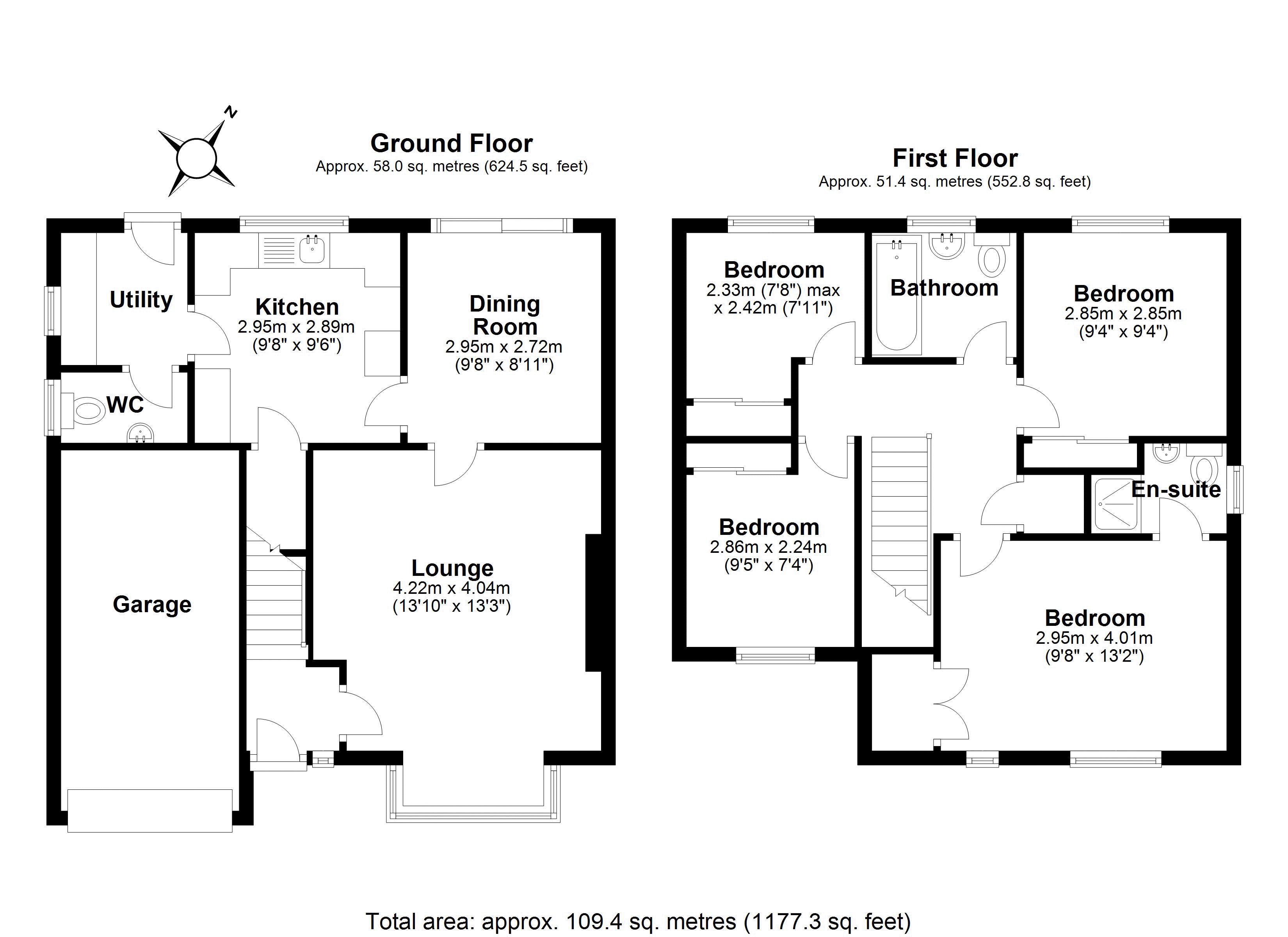 KIngfisher main floor plan