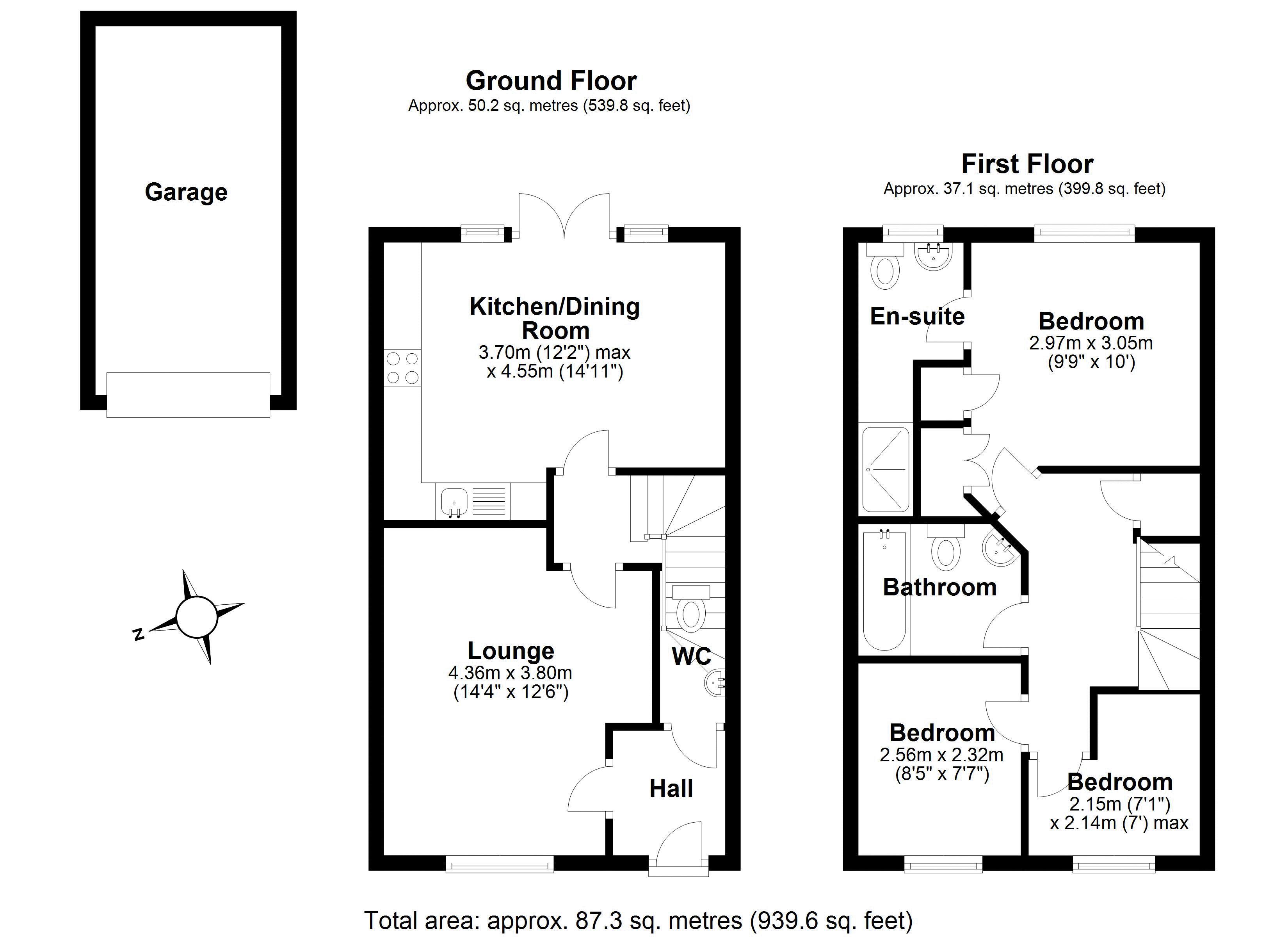 Newdale Holt Main floor plan